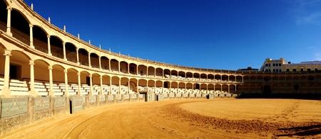 Plaza de los toros at Sevilla, Spain