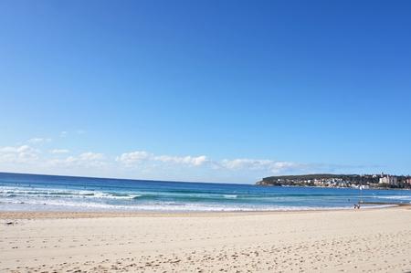 Bondi Beach in Sdyney, Australia
