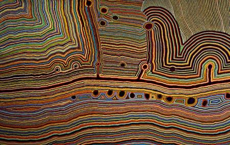 Moroccan carpet design