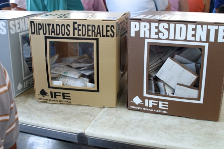 voted: Mexican Presidential Elections