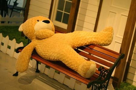 doll: Bear doll
