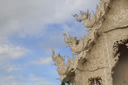 himmapan: Art sculpture of Himmaphan animal of Thailand