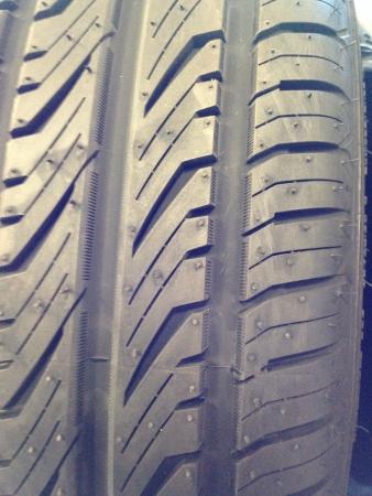 tread: Tire tread
