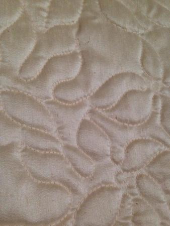 Gordijn textuur