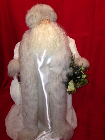 Santa pop Stockfoto