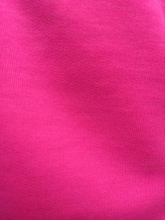 fabric: A hot pink cotton fabric