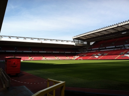 arsenal: Arsenal futbol stadium in Liverpool