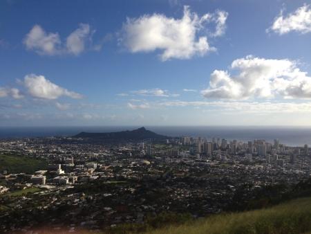 晴れた日にハワイで