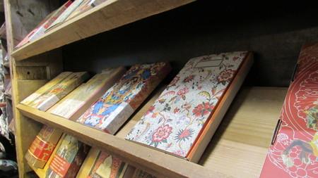 Display wooden shelfs