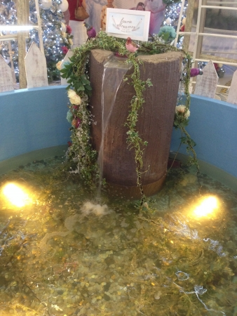 Wishing well at sunway pyramid