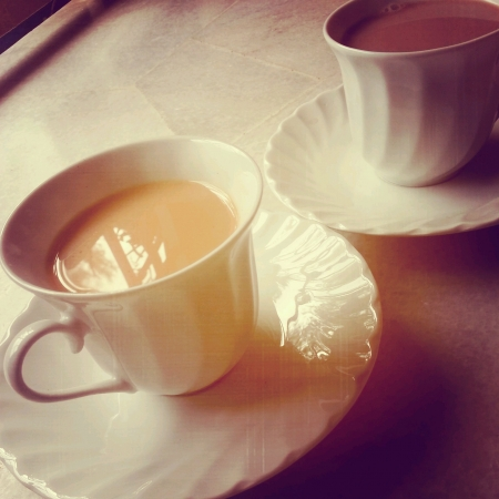 coffees: Morning coffees