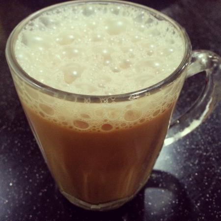 tarik: Delicious teh tarik milk tea