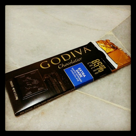 bitterness: Dark Chocolate