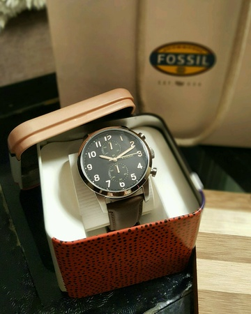 fossil: Fossil Watch