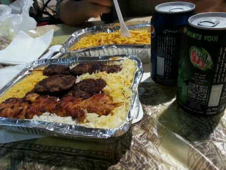 arabian food: Arabian foods