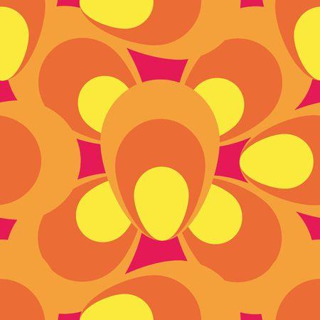 drops of water: water drops seamless pattern, geometric