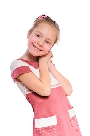 positiv: little positiv girl