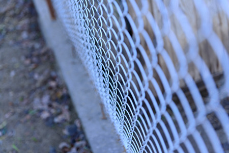 soft object: object technology mesh netting soft background closeup