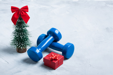 Christmas Gym Stock Photos And Images - 123RF