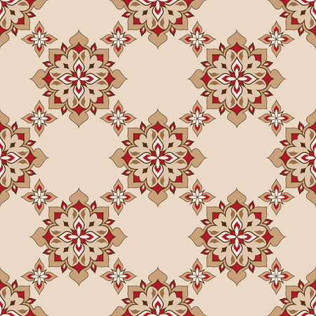 victorian style: Vintage decorative seamless texture in Victorian style.