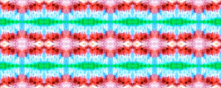 Bleach Dye Wash. Vibrant Boho Rug. Swimwear Stripe. Vibrant Tribal Printed. Retro Design Pattern. Wash Tie Dyeing. Shibori Print. Contrasting Texture. Abstract Hand Painted Texture.