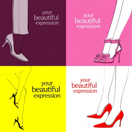 beautiful line  Ilustração