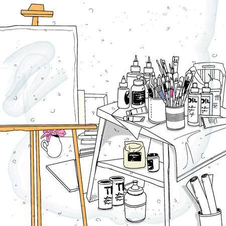 atelier sketches