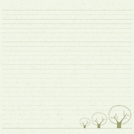 tree letter paper, paper texture based on wood sketch