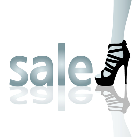 high heels: sale and high heels