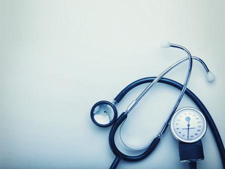 Dispositivo de presión arterial Médico Foto de archivo - 38729878