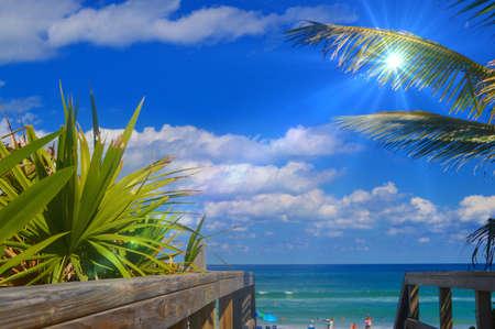 great beach photo