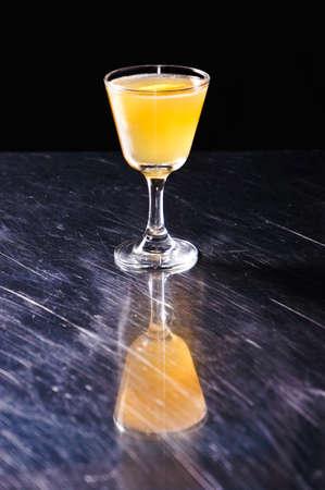 recreational: Alcoholic summer recreational cocktail
