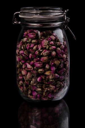 frutas deshidratadas: Tarro lleno de frutas secas arom�ticas