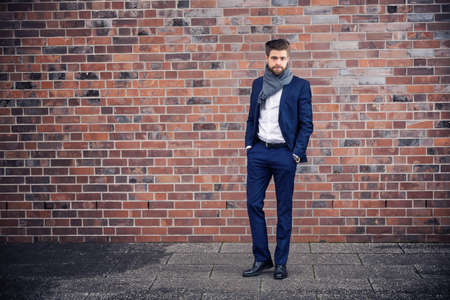 go for: All the go for business outfit