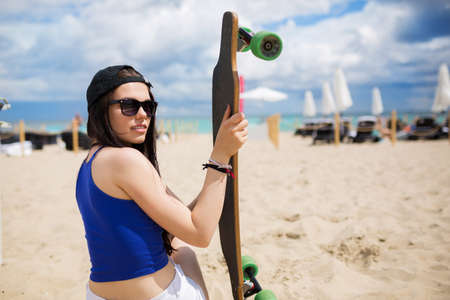 This is my longboard