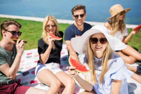 Happy picnic