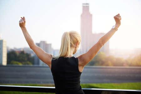blissfull: Successfull woman