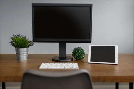plainness: Home office