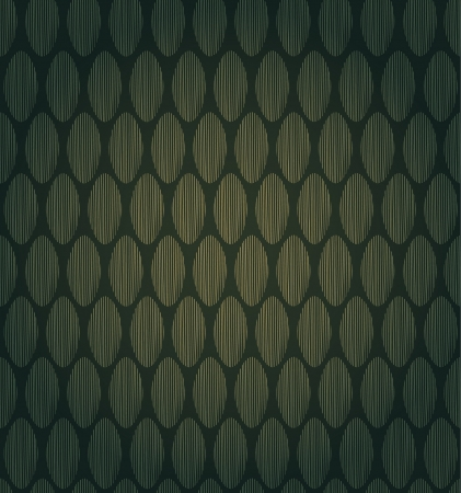 Seamless golden scales pattern  Endless effect texture  template for design textile, wrapping paper, backgrounds, package  Stock Vector - 16641610