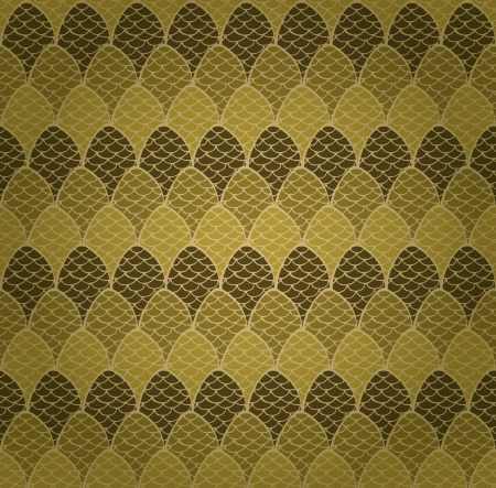 Seamless decorative texture  Linear endless pattern for design and decoration Stock Vector - 16641946