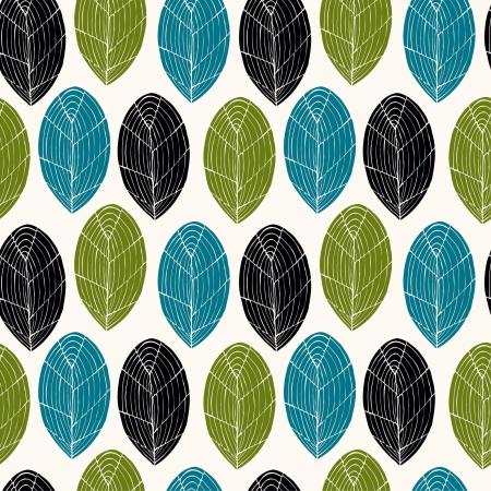 シームレスな抽象的なパターン装飾的な無限テクスチャ テンプレート設計・包装紙、装飾用カバー、繊維、グリーティング カード、パッケージ