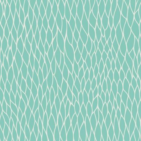 抽象的なブルーのシームレスなパターン無限線形テクスチャ テンプレート設計織物, 背景, 包装紙を編み