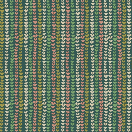 plaited: Seamless stylized plaited texture  Endless decorative colorful pattern  Template for design and decoration