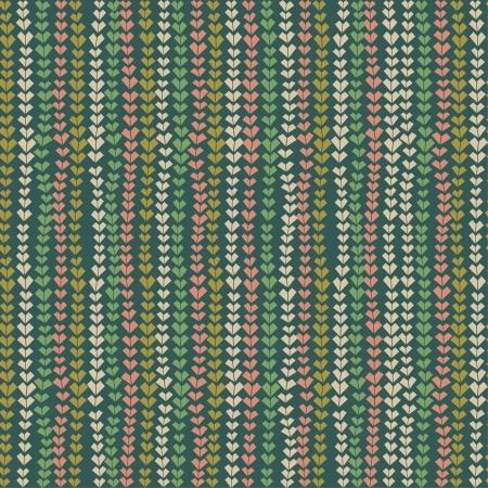 plaited: Seamless textura estilizada trenzado sin fin decorativo Plantilla patr�n de colores para el dise�o y la decoraci�n