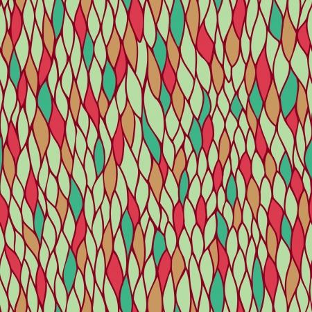 plaited: Trenzado textura lineal Endless brillante plantilla modelo abstracto para el dise�o y la decoraci�n