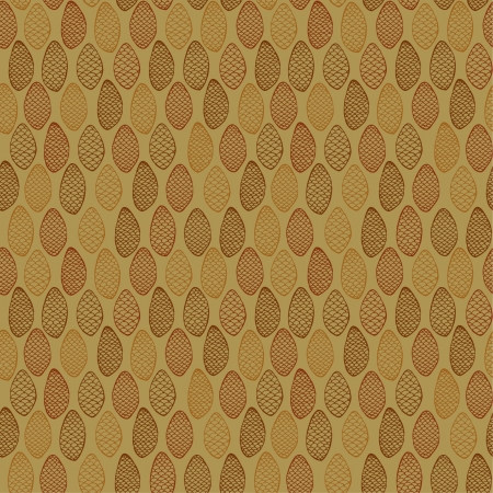 plaited: Seamless mano dibujado patr�n abstracto textura de color beige con encaje Endless plantilla trenzada elementos decorativos para el dise�o textil, fondos, tapas, paquete, papel de regalo