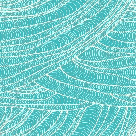 plaited: Textura transparente azul con l�neas onduladas Resumen Plantilla trenzado patr�n lineal perfecta para el dise�o y la decoraci�n