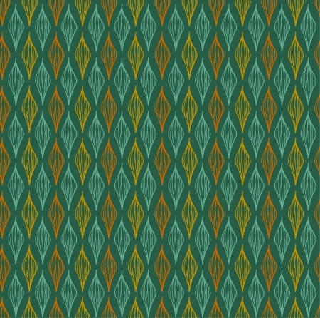 plaited: Colorful seamless decorative texture  endless bright abstract pattern, template for design fabric, wrapping paper, package, cover  Illustration
