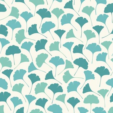 groviglio: Delicato primavera texture senza saldatura con foglie di Endless motivo decorativo Modello per la progettazione e la decorazione del tessuto, carta da imballaggio, copertine, pacchetto Vettoriali