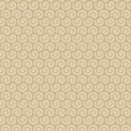 plaited: Resumen sin patr�n garabato Endless retro textura lineal de color beige